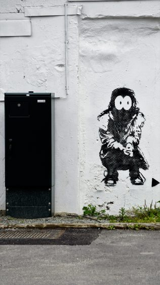 Norway Street Art 15