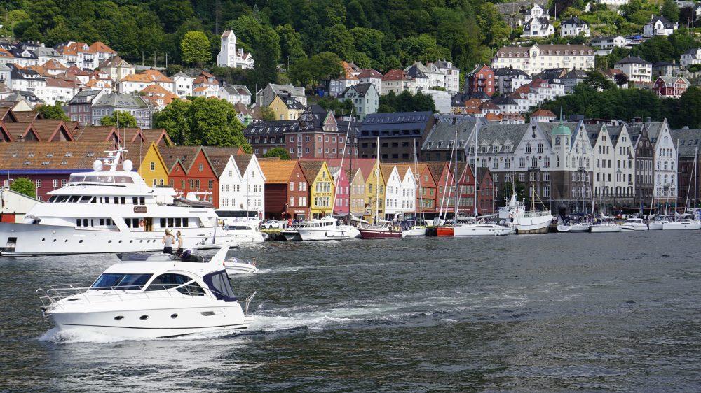 Bergen Harbour 2