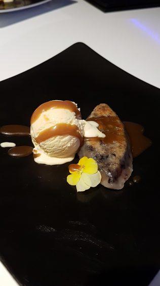 Mitzo Shen Tan dessert
