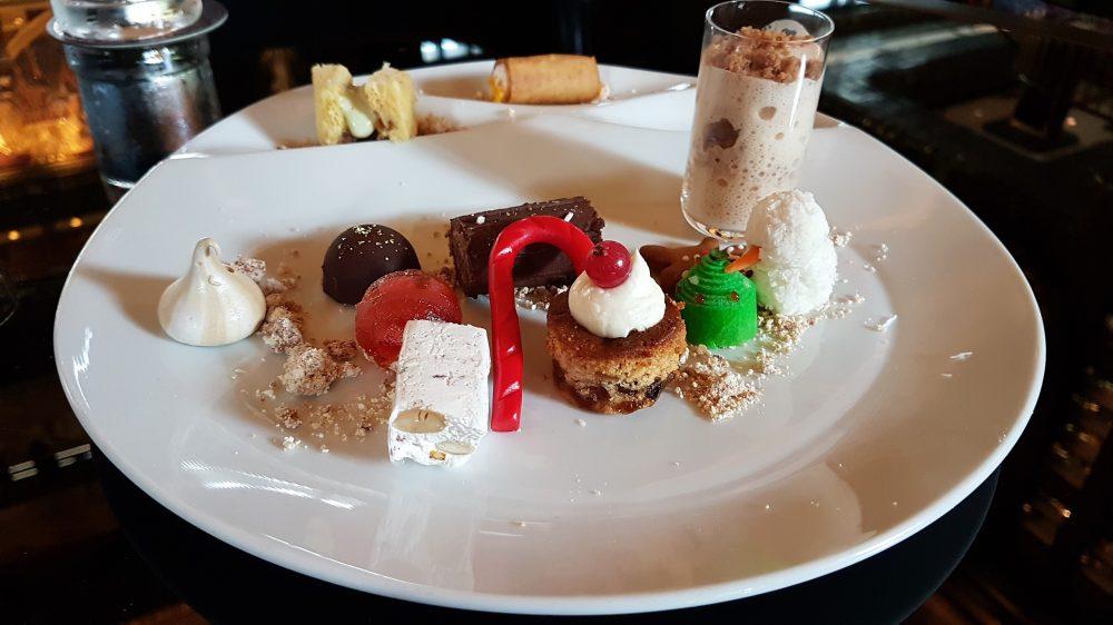 Atlas Xmas Dessert