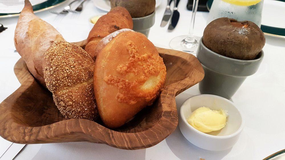 Tablescape Bread