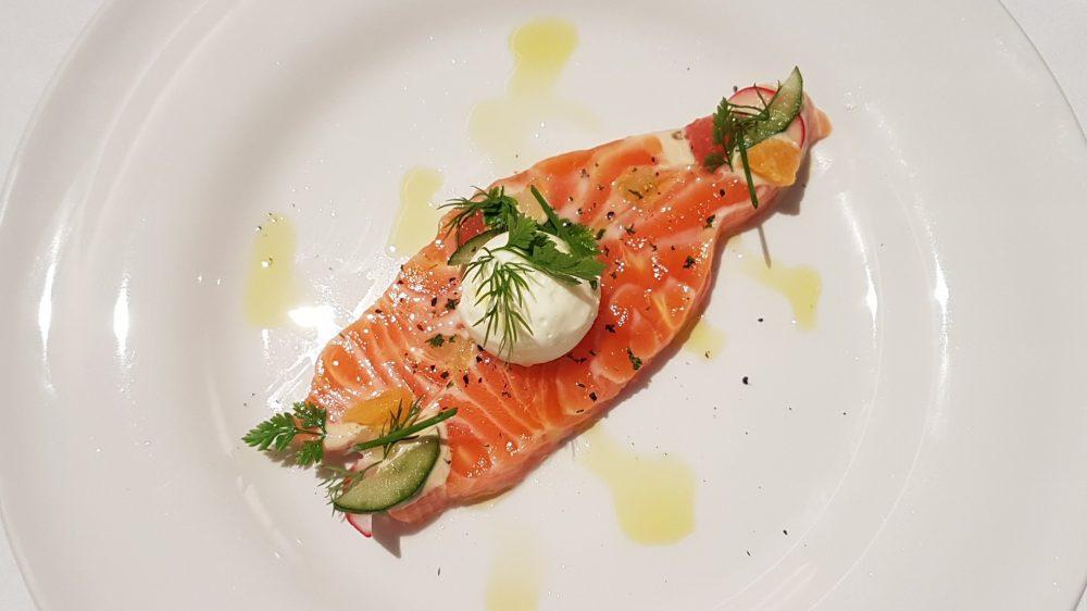 Tablescape Salmon Gravlax 2