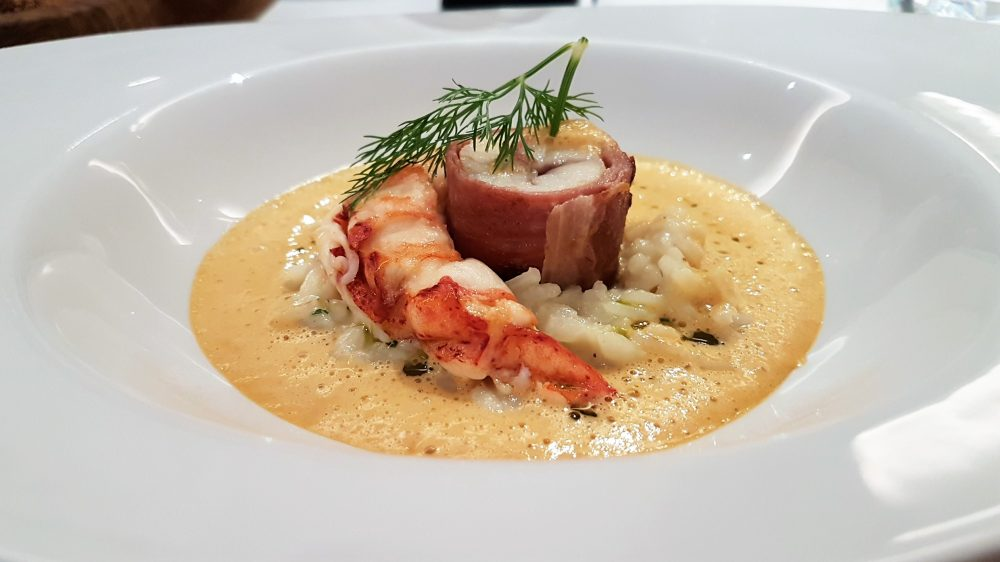 Tablescape Lobster Monkfish