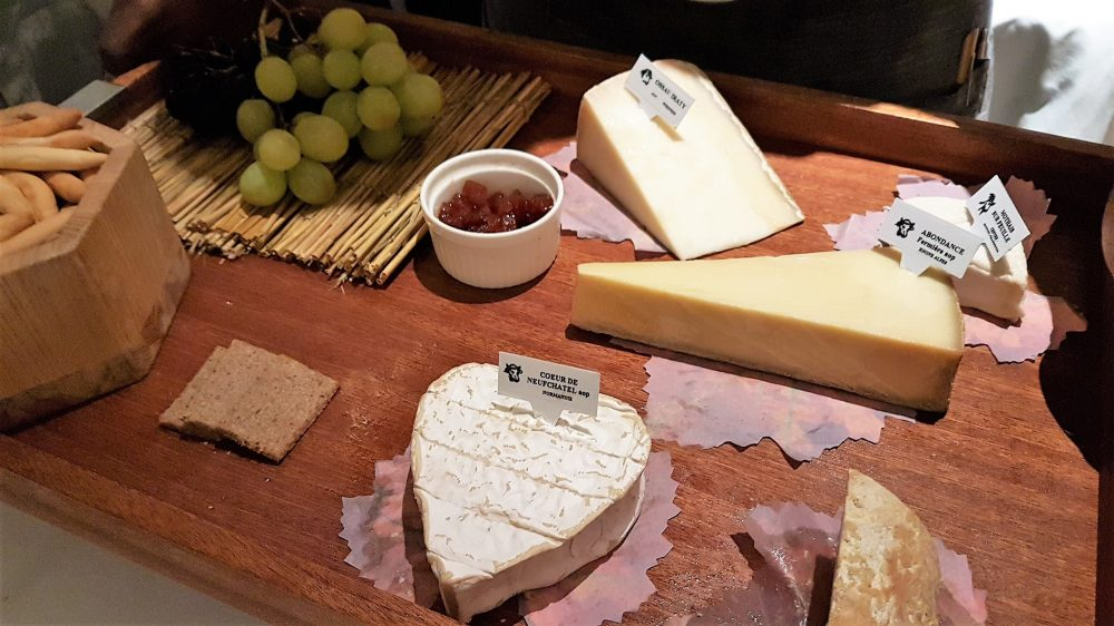 Tablescape Cheese