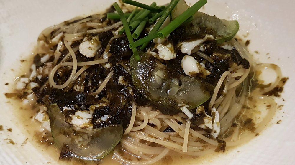 Kimme Seaweed pasta