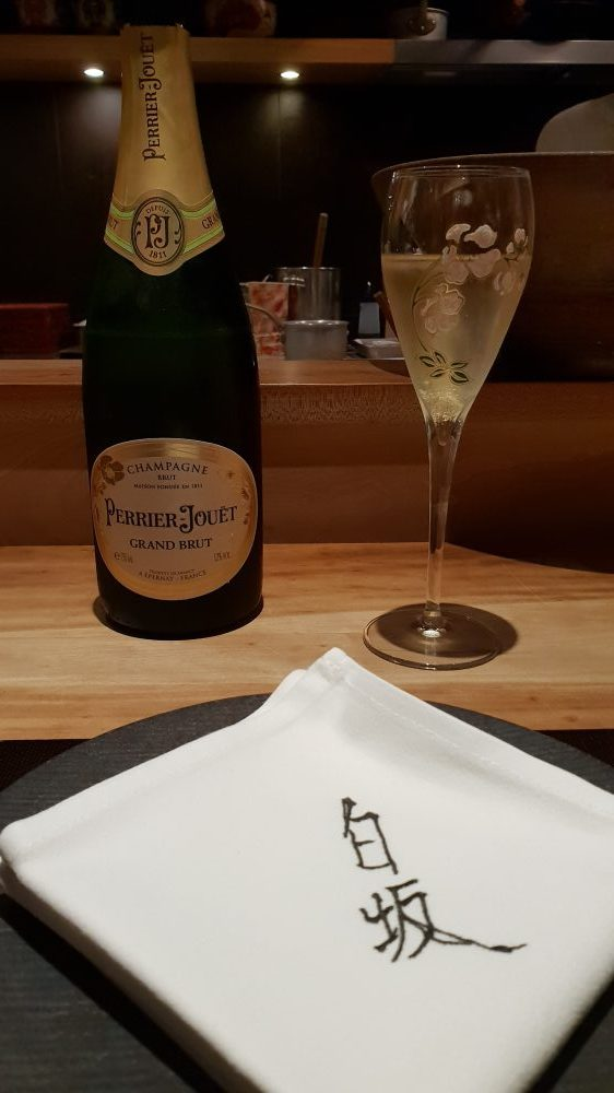 Shirosaka Champagne