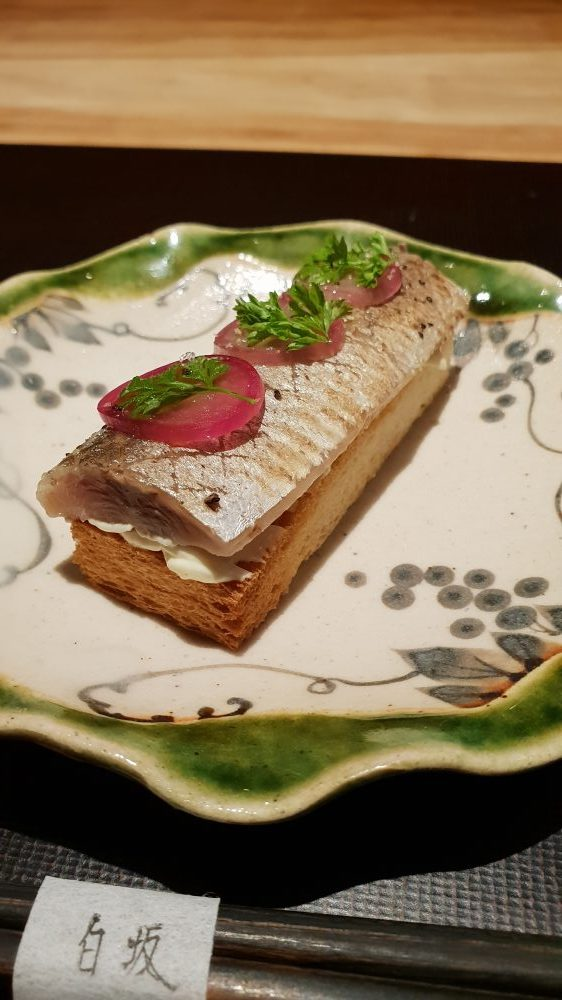 Shirosaka Mackerel