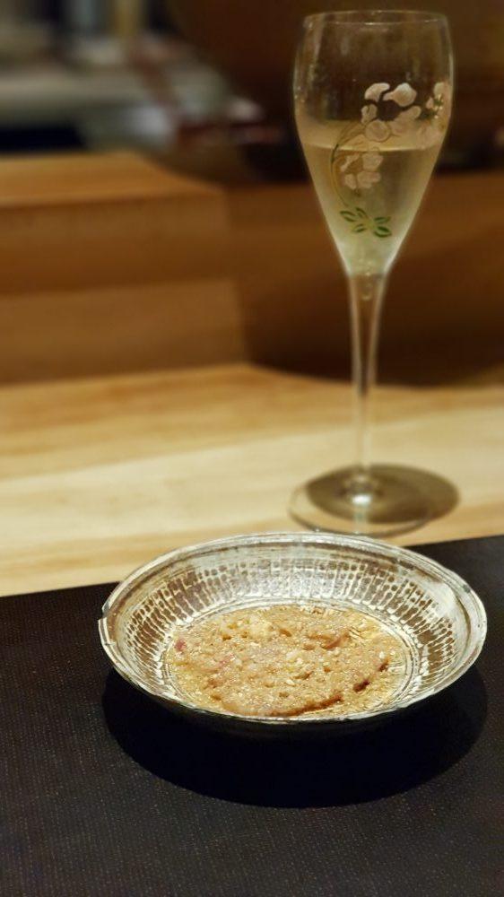 Shirosaka Sesame fish
