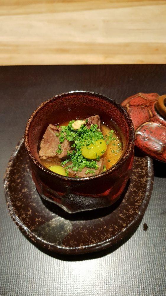 Shirosaka Soup dish