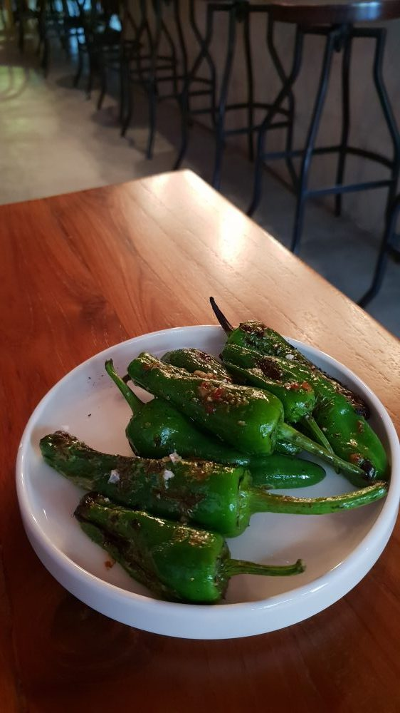 Claypots Full Circle Padron Peppers